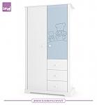 ארון לחדר תינוק 2 דלתות / 3 דלתות בארי רהיטי סגל