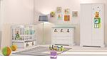 חדר תינוקות מוכן לשחק ( ready to play )