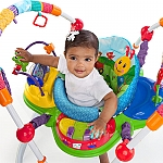 ג'אמפר בייבי איינשטיין Baby Einstein Neighborhood Friends Activity Jumper