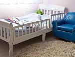 מיטת מעבר שקד עם מעקה ניתן להסרה -  רהיטי טל