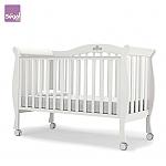 מיטת תינוק מלכותית דגם פירנצה -תקן חדש רהיטי סגל