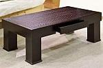 שולחן סלון מלבן אור