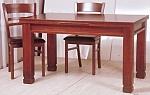 שולחן פינת אוכל + 6 כיסאות דגם מיתר