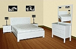 חדר שינה קומפלט דגם רומאו קאפיטונאז'