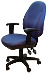 כסא מזכירה דגם גל