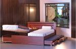 חדר שינה הפרדה מיטה יהודית דגם נולדתי