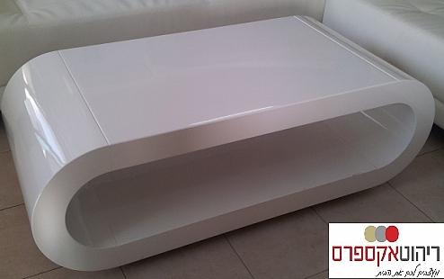 שולחן מעוגל דגם מרקורי - 1