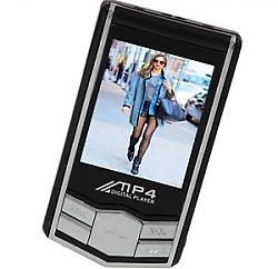 נגן MP4 כולל זכרון בנפח 8GB
