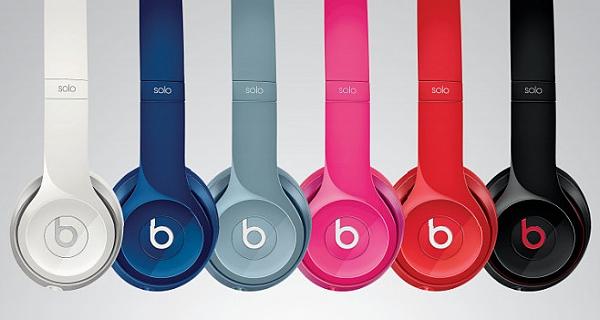 אוזניות Beats מדגם SOLO 2 - 1