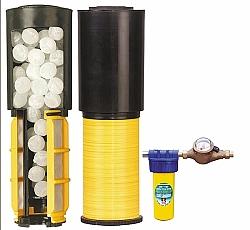 מבריק פילטר מונע אבנית ספיר 2020 | סנן אבנית מרכזי SAPIR 2020 WN-57