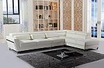 ספה / מערכת ישיבה מעור דגם G-2013, בית המעצבים