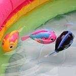 דג צעצוע לאמבטיה
