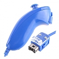 Wired Nunchuk Game Controller for Nintendo Wii