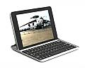 Aluminum Wireless Bluetooth Keyboard Dock Case for Asus Google Nexus 7 Tablet