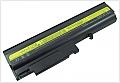 סוללה חלופית ל מחשב נייד 6 תאים  IBM Lenovo Thinkpad T40 R50 R51 R52 T42 T43 5200MAH