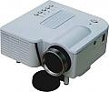מקרן מיני נייד Mini Digital projector LED player with VGA /AV /USB/HDMI