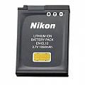 סוללה מקורית ל מצלמה Nikon EN-EL12 ENEL12 EN EL12 1050mAh