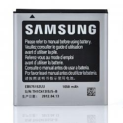 סוללה מקורית  ל טלפון סלולרי SAMSUNG i897 i9000 Galaxy S 4G i9003 i9088 T959 i9010 1650MAH