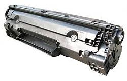 טונר שחור ל  HP 36A CB436A P1505N P1505 M1120 M1522N MFP