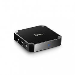 סטרימר אלחוטי מזרים מדיה X96 mini Android 7.1 TV BOX 1GB 8GB  Smart TV Box Amlogic S905W Quad Core  Suppot H.265 UHD 4K 2.4GHz WiFi PK Beelink Mini MXIII