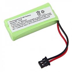 סוללה ל טלפון אלחוטי Uniden BT1008 2.4V 800mah