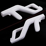 Zapper Gun Gunstock for Nintendo Wii Remote Nunchuck