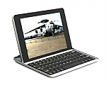 Aluminum Wireless Bluetooth Keyboard Dock Case for Asus Google Nexus 7 Tablet