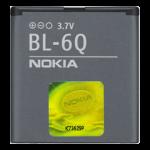 סוללה מקורית  ל NOKIA 6700 CLASSIC BL-6Q