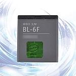 סוללה תואמת ל טלפון סלולרי Nokia N96 N95 8G N79 N78 6788I BL-6F 1200mAh