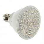 3 מנורות חסכונית LED E27 1.9W 110v 220v 38led