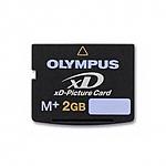 כרטיס זיכרון XD 2GB M+ OLYMPUS