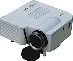 מקרן מיני נייד Mini Digital projector LED player with VGA /AV /USB/HDMI
