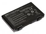 סוללה חלופית ל מחשב נייד 6 תאים Asus K40 K40E F82 F83S K40 K40E K6C11 F52 K50 K51 K60 K61 K70 P50 P81 X65 X70 6CELL 5200MAH