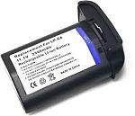 סוללה חליפית ל מצלמה  CANON EOS-1D X, EOS-1D Mark IV, EOS 1Ds Mark IV LP-E4, LP-E4N  4400mah