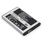 סוללה מקורית ל טלפון סלולרי SAMSUNG W559 F270 F400 J800 M7500 M7600 S3650 S3830 S5600