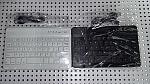 מקלדת אלחוטית ל טלפון סלולרי טבלט מחשב Aluminum Wireless Bluetooth Keyboard