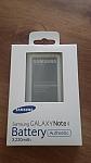 סוללה מקורית ל טלפון סלולרי  Samsung Galaxy NOTE 4 N910 3220mAh