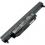 סוללה חלופית  ל מחשב נייד 6 תאים ASUS K45 K45D K45V K55 K55A K55D K55V K75 R400 R500 R700 U57 X45 X55 X75 A41-K55 A33-K55 6CELL 5200MAH
