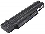 סוללה מקורית ל מחשב נייד 6 תאים FUJITSU LifeBook A530 A531 AH530 AH531 BH531 LH520 4400MAH 6CELL