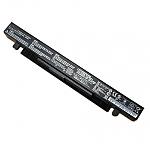 סוללה חלופית  ל מחשב נייד 4 תאים ASUS A41-X550 A41-X550A X550 X550C X550B X550V X550D X450C X452 4CELL  2600MAH