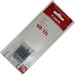 סוללה מקורית ל מצלמה Canon NB-13L NB13L NB 13L  1250mAh