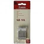 סוללה מקורית ל מצלמה Canon NB10L NB-10L NB 10L  920mAh