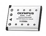 סוללה מקורית ל מצלמה OLYMPUS LI-42B LI-40B 740MAH