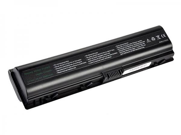 סוללה חלופית  ל מחשב נייד 10400mAh DV2000H Battery For COMPAQ/HP dv6400 dv2000 dv2300 G7000 - 1