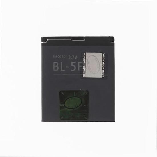 סוללה תואמת ל טלפון סלולרי Nokia 6290 6710 E65 6210 N78 N96 N95 N93i BL-5F 950MAH - 1