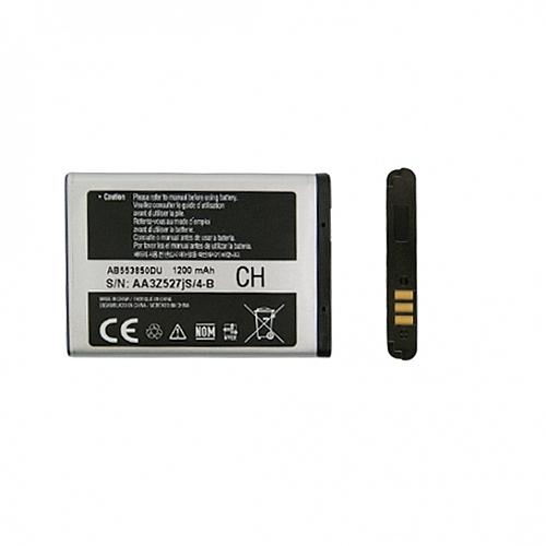 סוללה  מקורית ל טלפון סלולרי Samsung D880 D888 D988 W599 1200MAH - 1