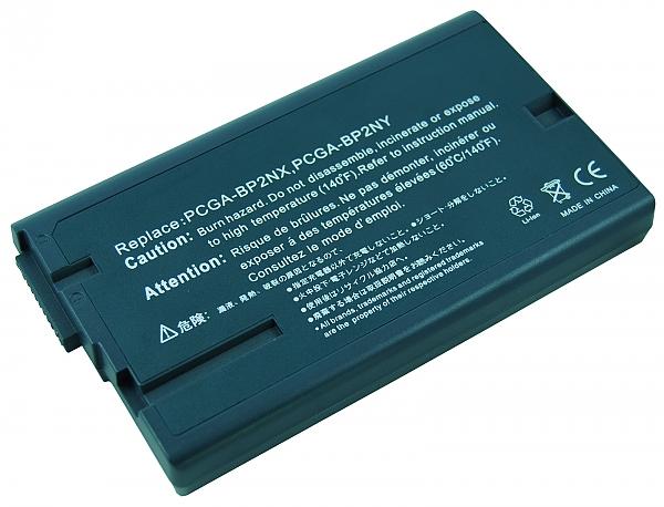 סוללה חלופית ל מחשב נייד 8 תאים Sony VAIO PCG-GRV600 PCG-GRV616G PCG-GRV616S 4400MAH - 1