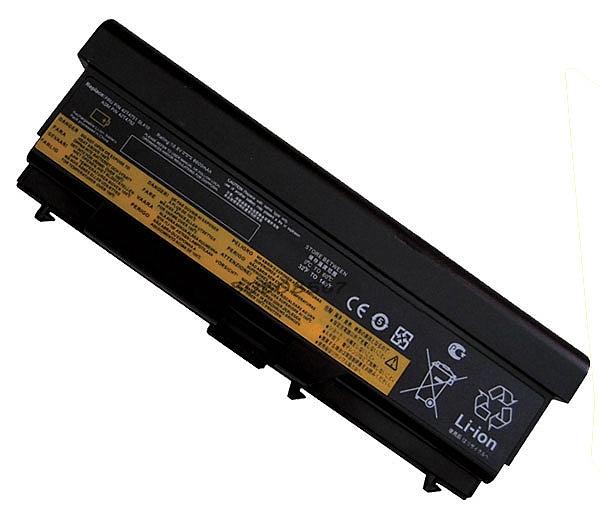 סוללה חלופית ל מחשב נייד 6 תאים IBM/LENOVO ThinkPad E40,E50,L410,T410,T420,T510 5200MAH - 1