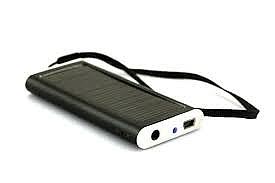 מטען סולרי 1350MAH ל IPHONE 30 PIN CONNECTOR - 1