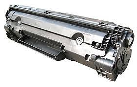 טונר שחור ל  HP 36A CB436A P1505N P1505 M1120 M1522N MFP - 1